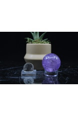 Amethyst Sphere-35-40mm