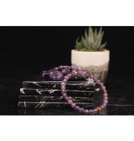Cacoxenite Bracelet - 6mm