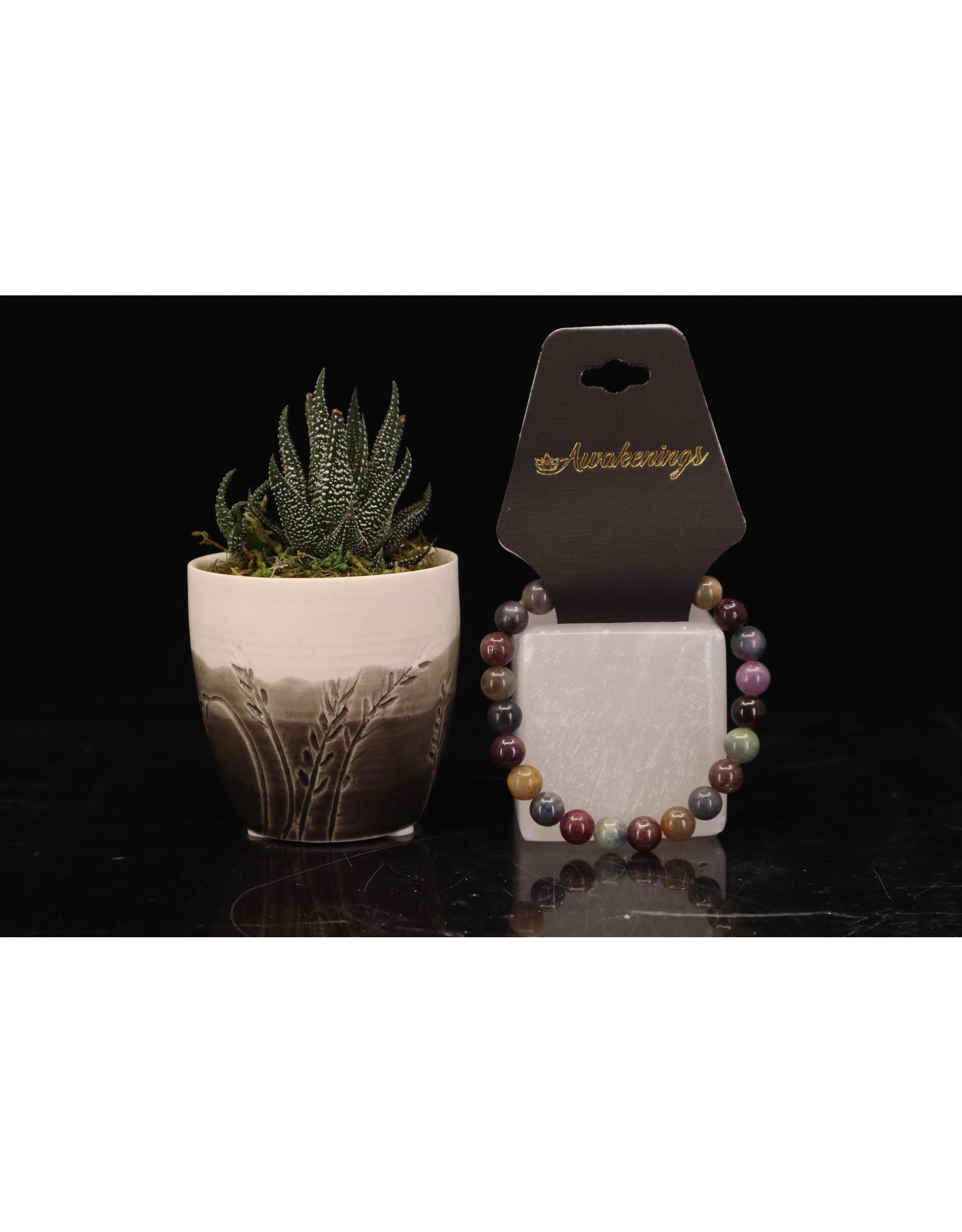 Bracelet -Fancy Sapphire  - 8mm