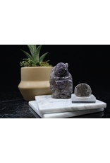 Amethyst Buddha-Medium