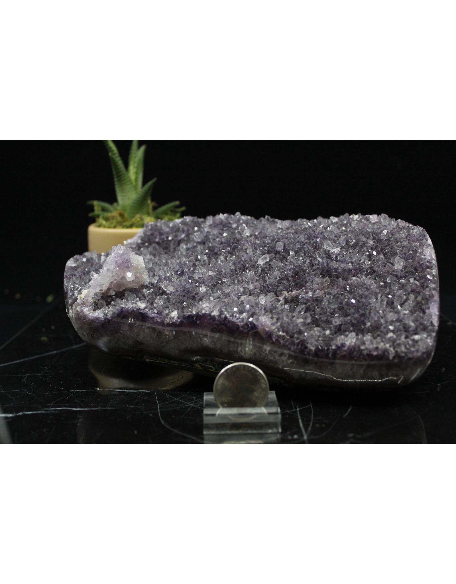 Amethyst Druzy Free Form-Large