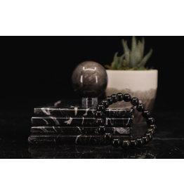 Gold Sheen/Goldsheen ObsidianBracelet-8mm