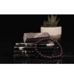 Myanmar Ruby Bracelet - 6-7mm