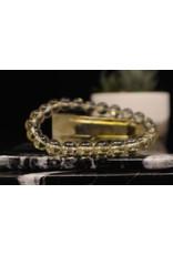 Bracelet -AAA Grade Lemon Quartz  - 8mm