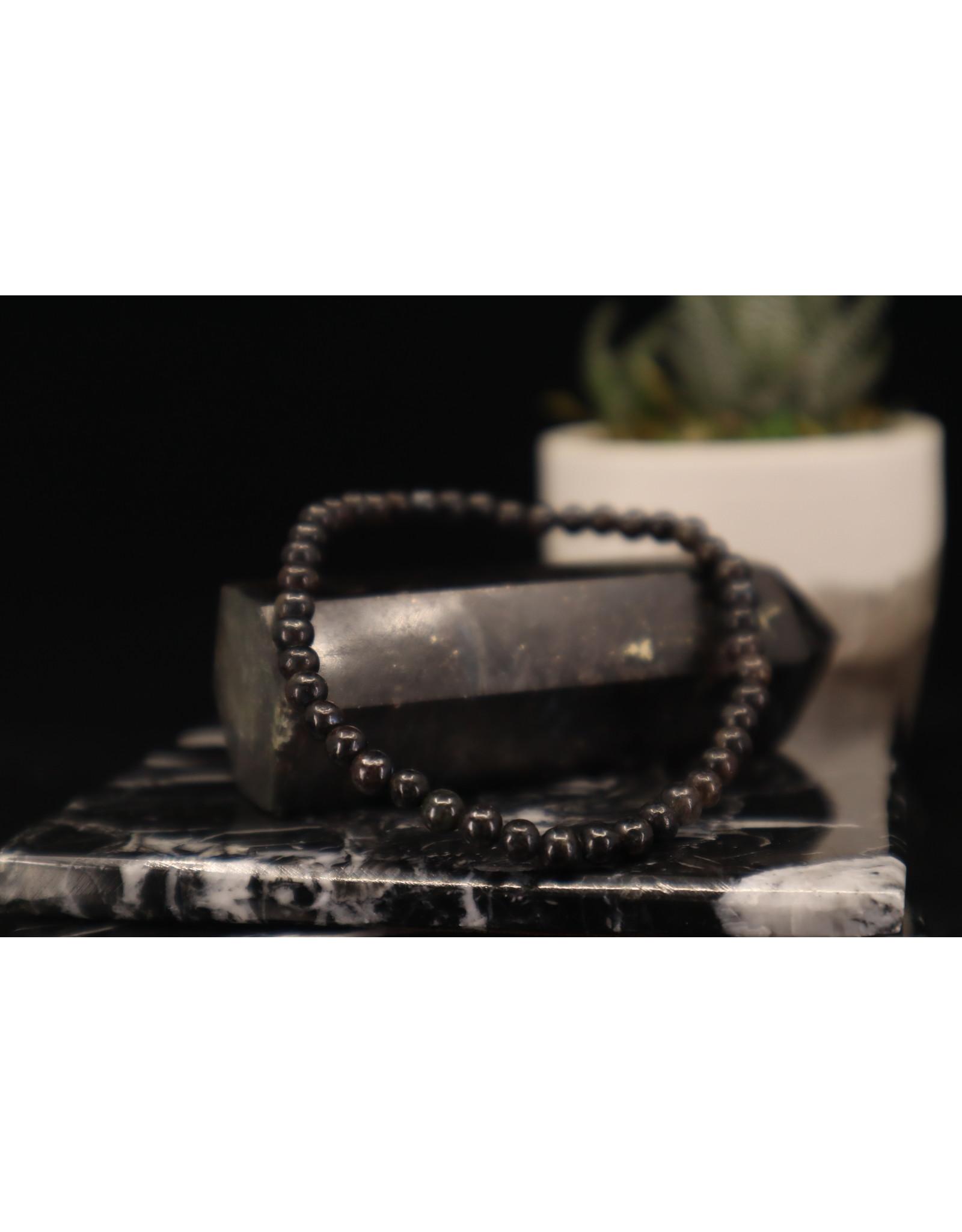 Astrophyllite Bracelet-4mm