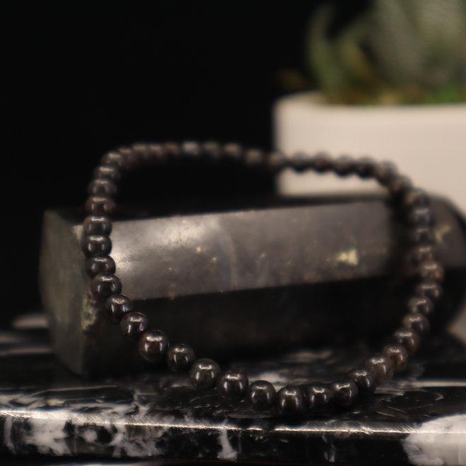 Astrophyllite Bracelet - 4mm