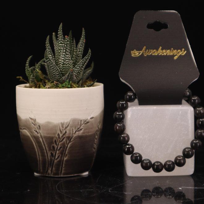 Astrophyllite Bracelet-8mm