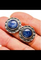 Kyanite Earrings - Stud