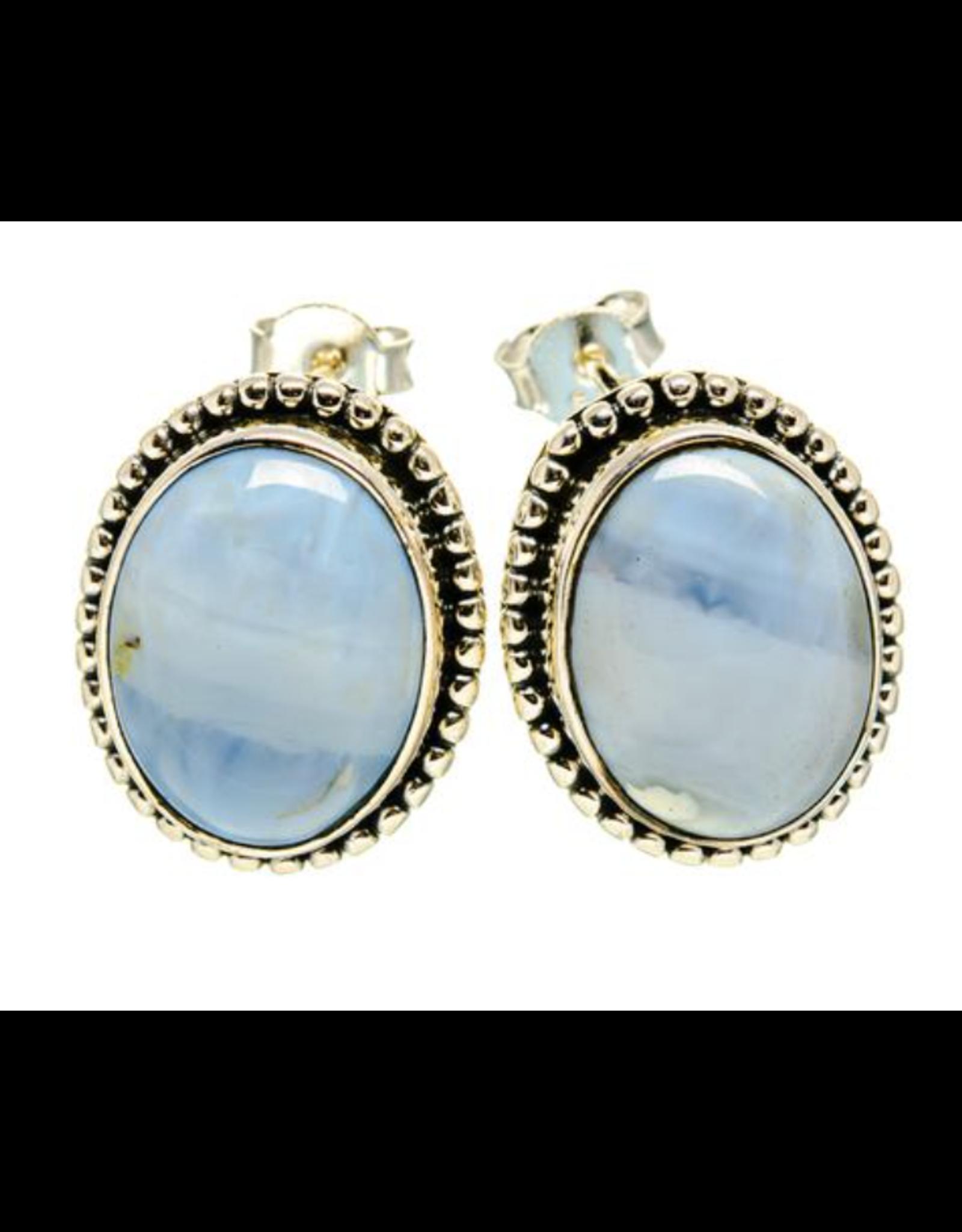 Owyhee Opal Earrings - Stud