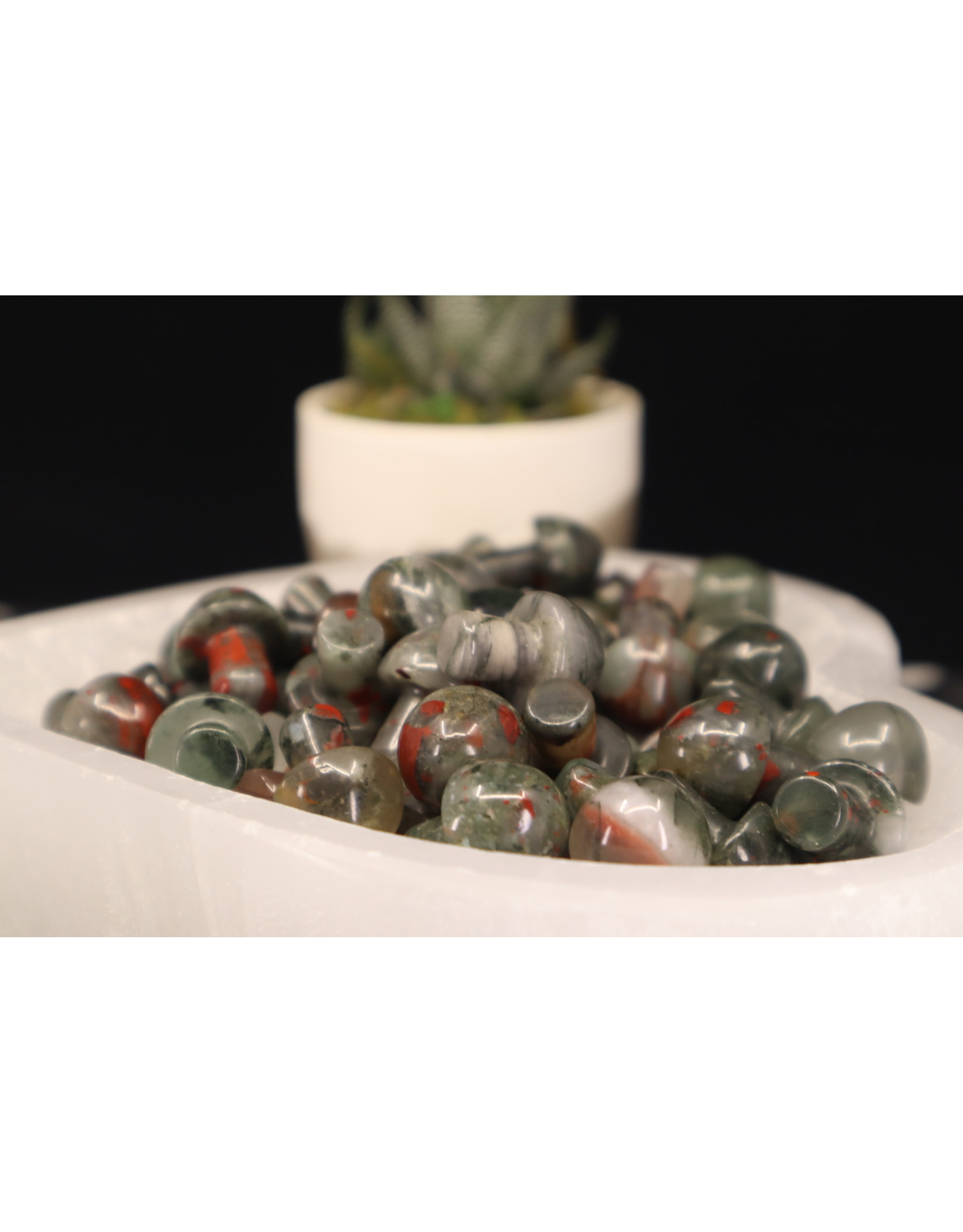 Bloodstone Mini Mushrooms