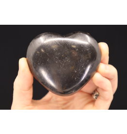 Black Tourmaline Heart-XL