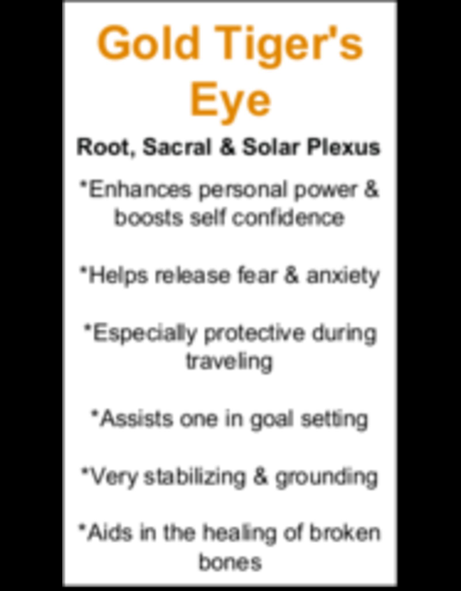 Tiger Eye Pendant #2