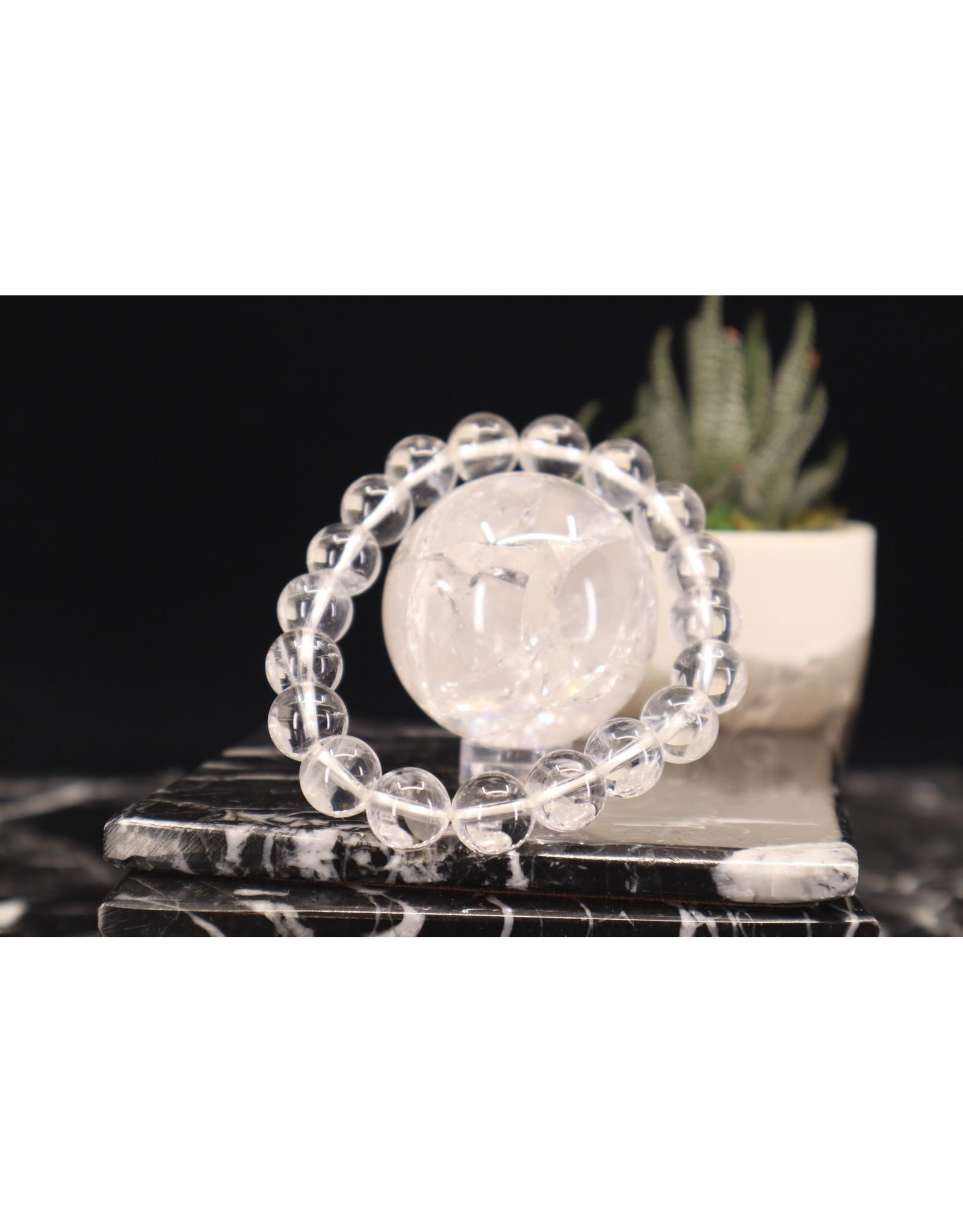 Satyaloka Azeztulite Bracelet - 10mm