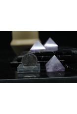 Lilac Amethyst Pyramid-Small