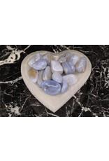 Blue Lace Agate XL - Tumbled
