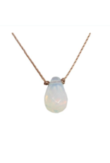 Opaline Crystal Soul Shine Necklace For Motherhood - Soulku