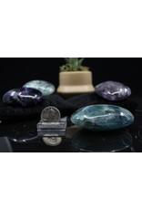 AA Rainbow Fluorite Palm/Pillow Stones -XL