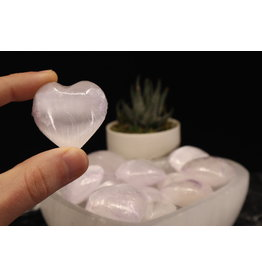 Selenite Heart-Small