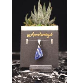 Tumbled Lapis Lazuli Pendant
