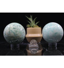 Phoenix Pine/Stone Sphere-75mm
