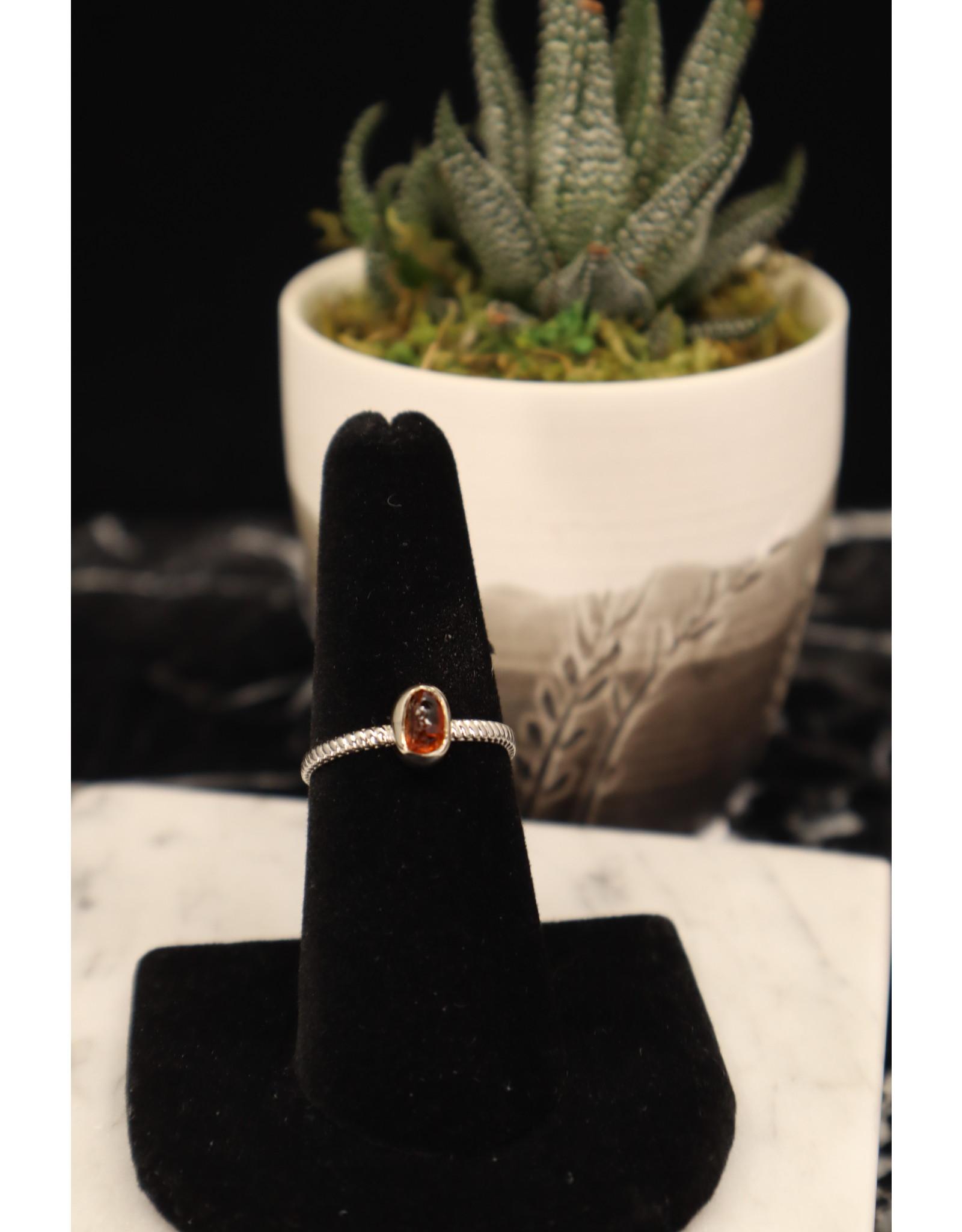 Citrine Ring - Size 4
