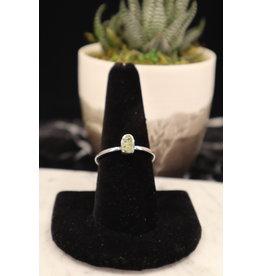 Peridot Ring - Size 4