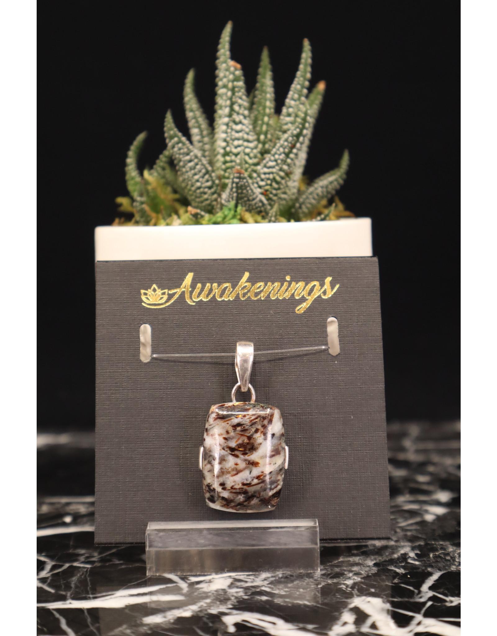 Astrophyllite Pendant #3