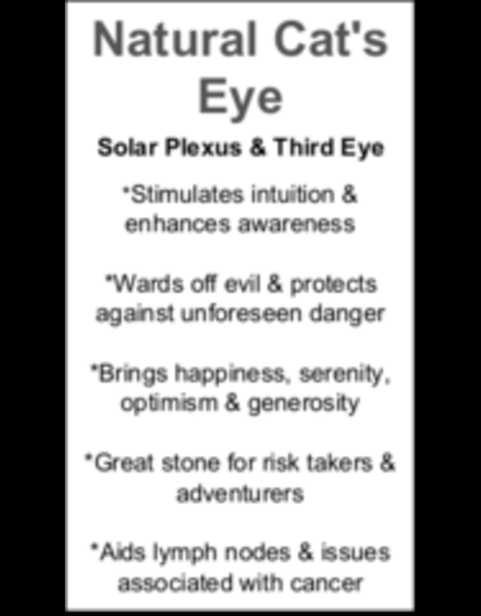 Cat's Eye Pendant #1