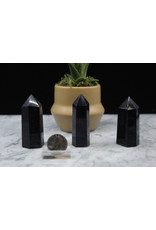"""Blue Sandstone/Goldstone Tower/Point-Small (2-3"""")"""