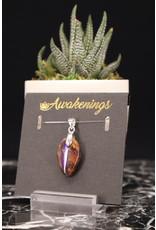 Australian Boulder Opal Pendant