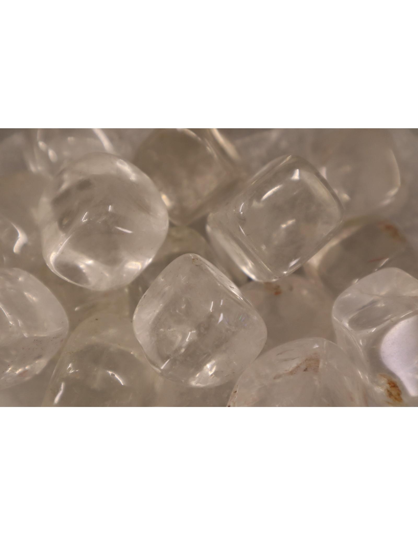 "Clear Quartz Cubes 1""-Medium"
