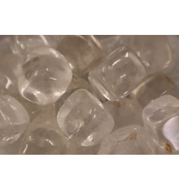 "Clear Quartz Cubes 1""-Medium"