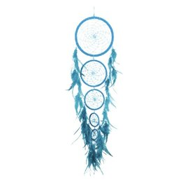 Turquoise Dream Catcher W/ Beads