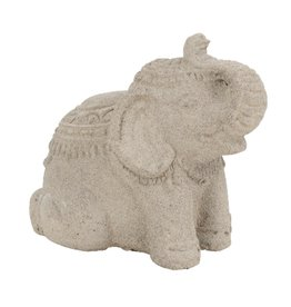 "Elephant Statuary-Grey 5"""