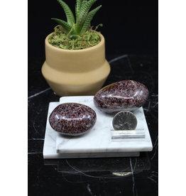 Garnet Palm/Pillow Stone