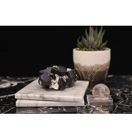 Small Black Tourmaline Specimen - Museum Quality