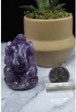 Amethyst Ganesha