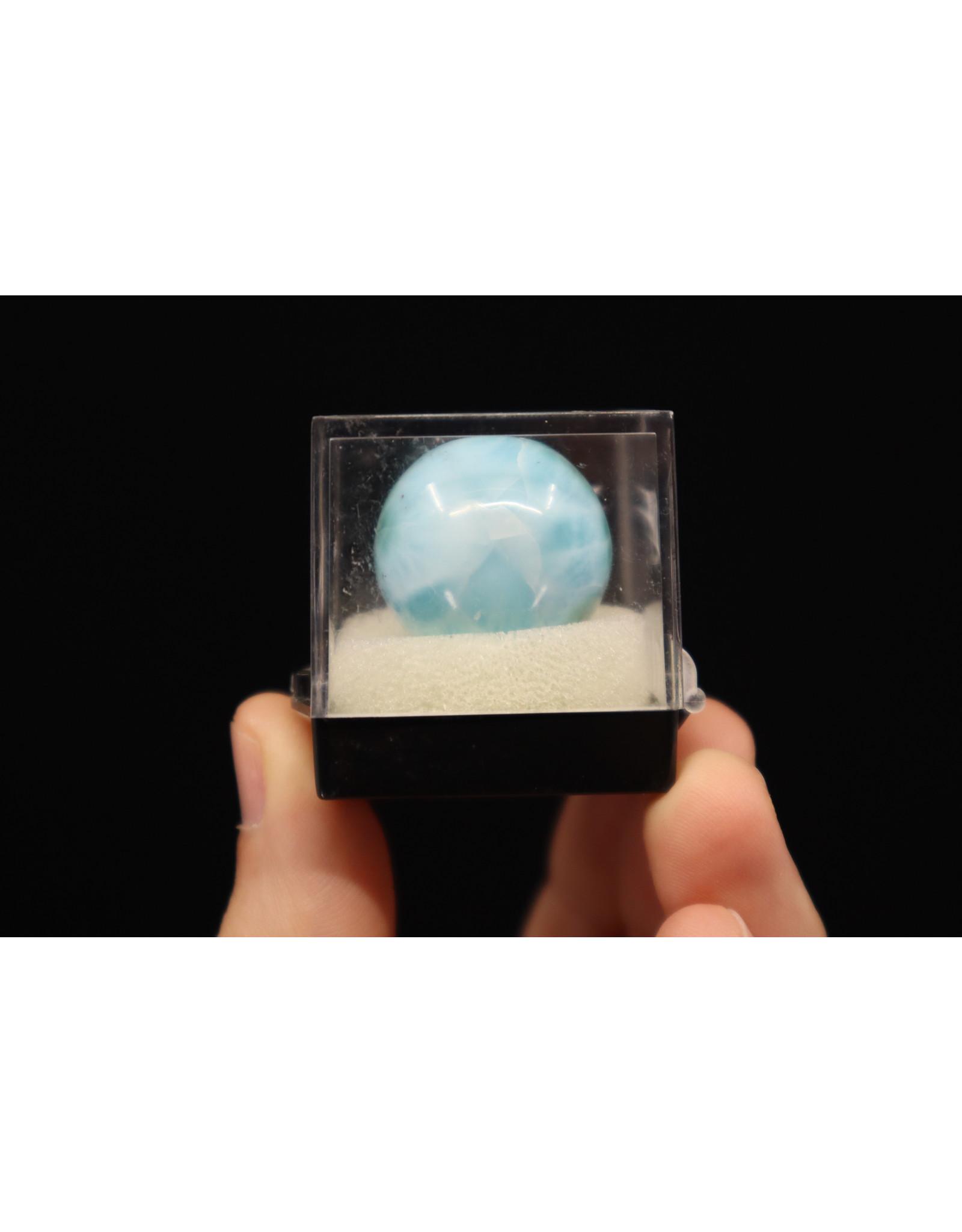 AAA Larimar Sphere - 23mm
