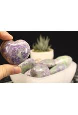 Bolivianite Heart
