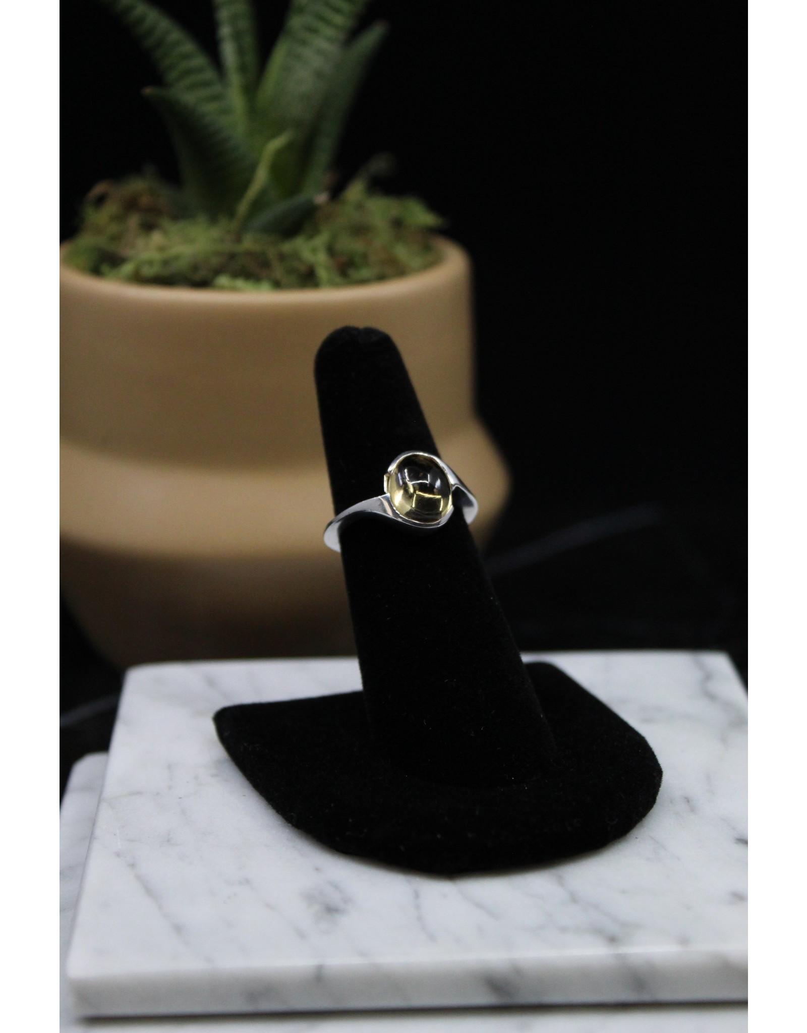 Citrine Ring - Size 5