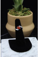 Carnelian Ring (Oval) - Size 5