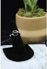 Black Onyx Ring - Size 5