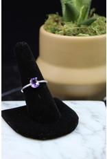 Amethyst Ring - Size 8