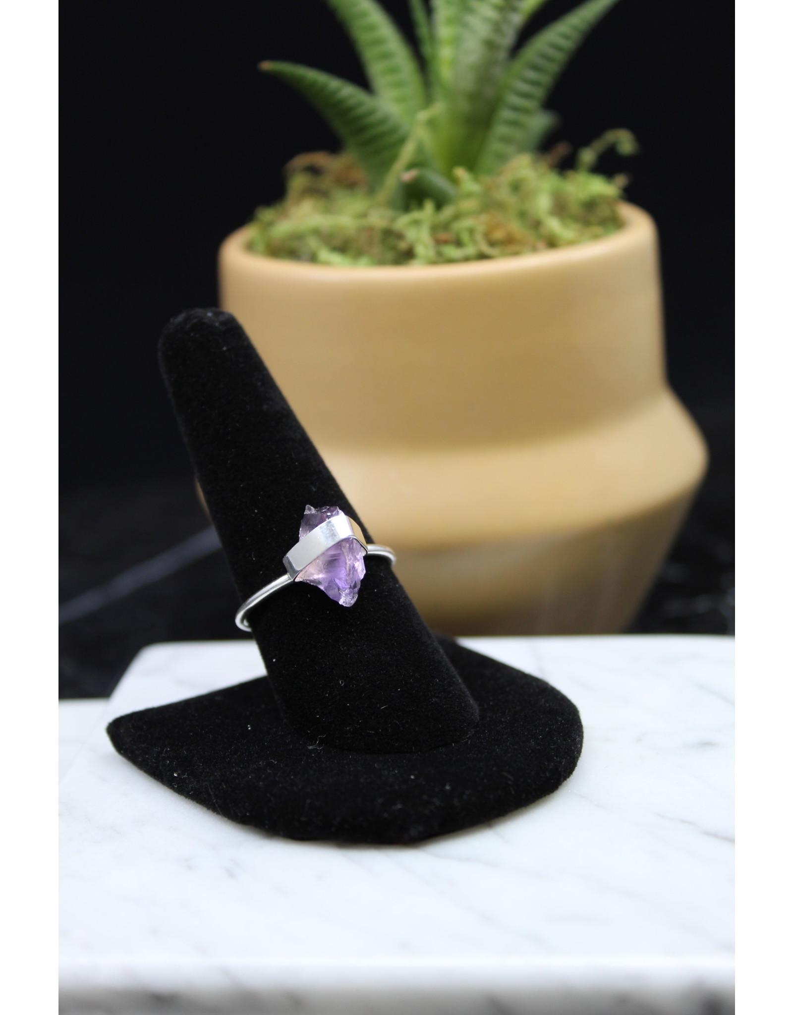 Amethyst Ring - Size 10