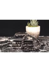 Bracelet -AAA  Arfvedsonite - 8mm