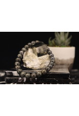 AAA Grade Nipomo Marcasite Bracelet - 8mm