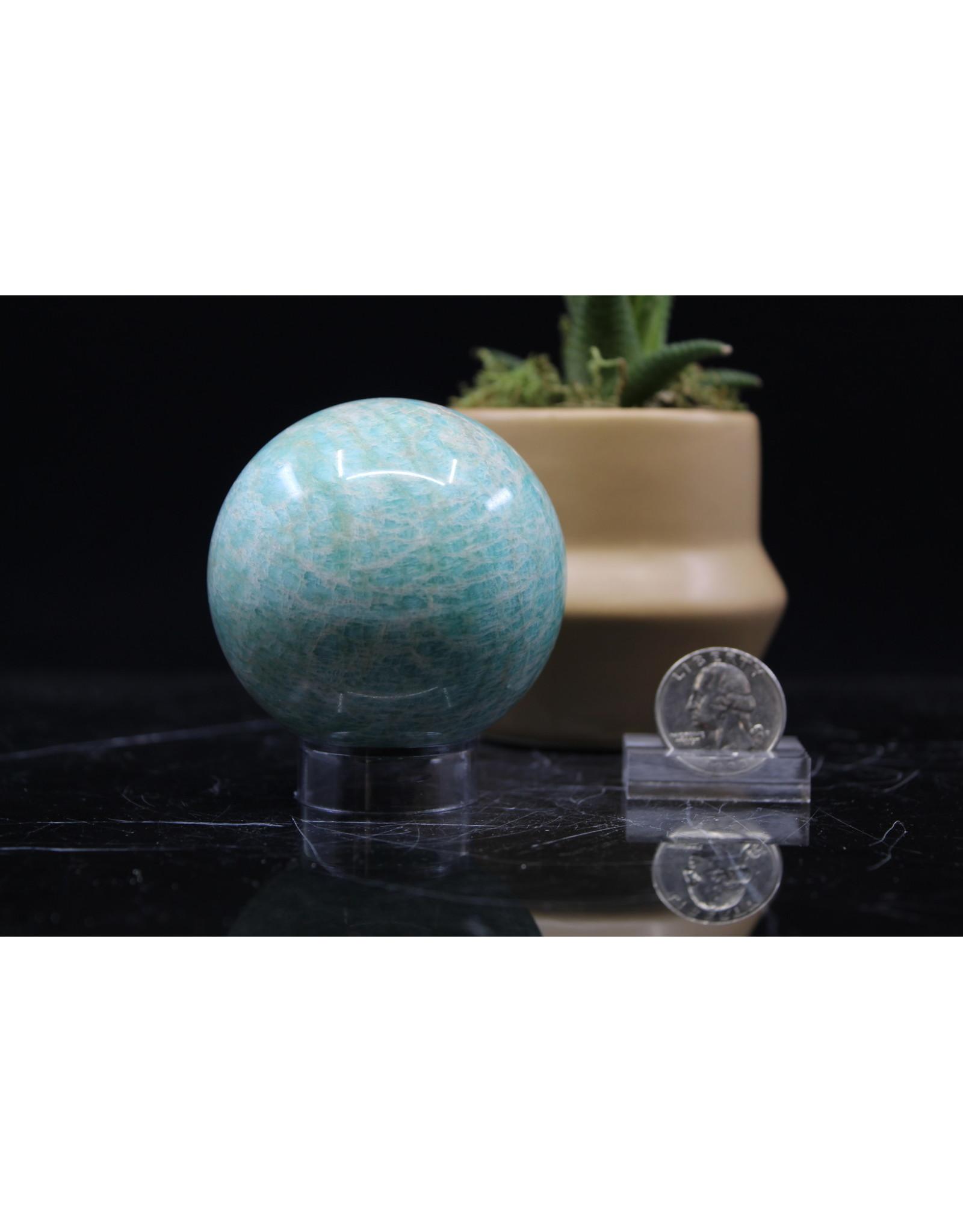 Amazonite Sphere-60mm