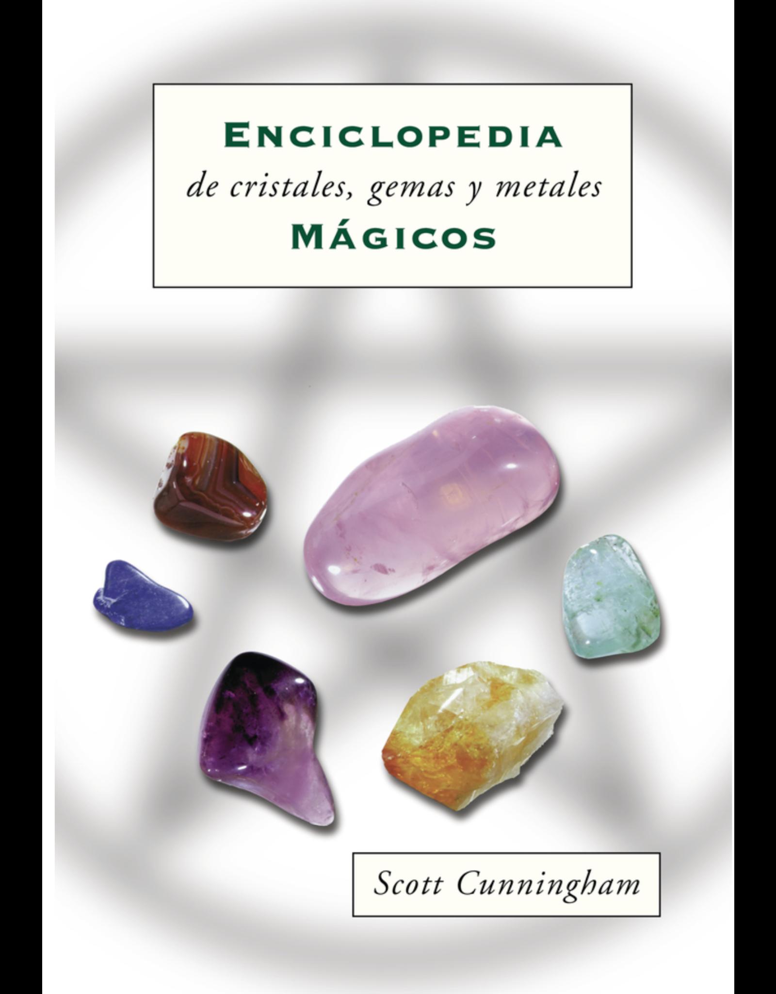 Encyclopedia of Crystal, Gem, and Metal Magic - Spanish Edition