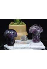 Amethyst Mushroom XL