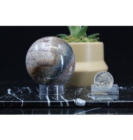 Ocean Jasper/Sea Sediment Sphere Orb - 55mm